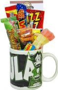 Count Duckula Mug  with or without a Spine Tingling selection of 80's themed sweets.